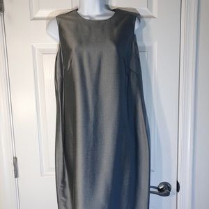 Emanuel Ungaro Silver Dress Size 12/46